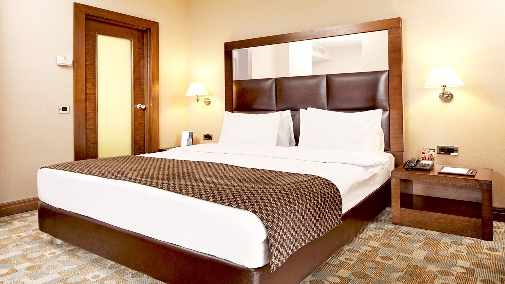 Midtown Hotel  Bosphorus Sea View Deluxe Room İnterior
