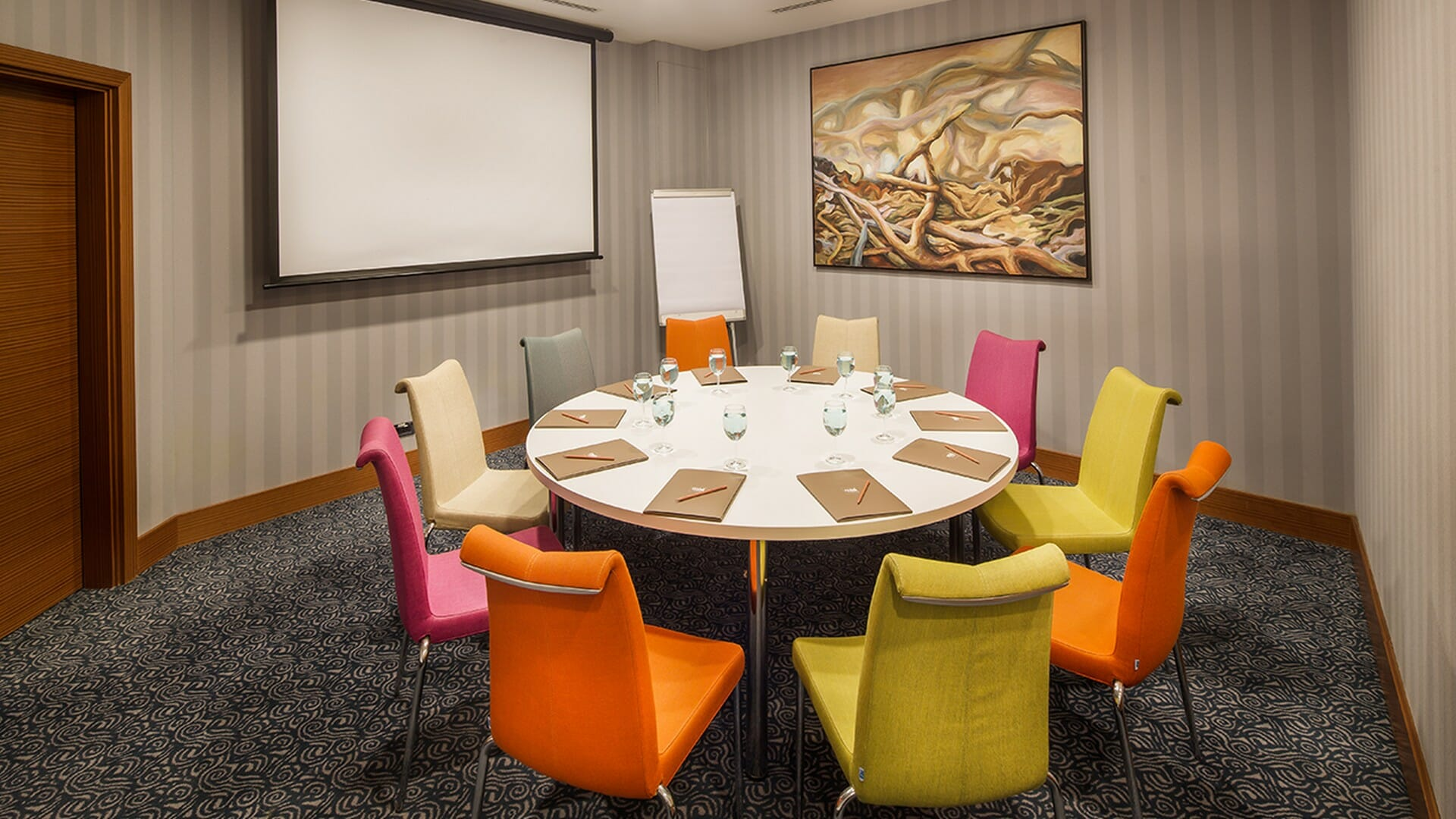 Midtown Hotel Barcelona Meeting Room