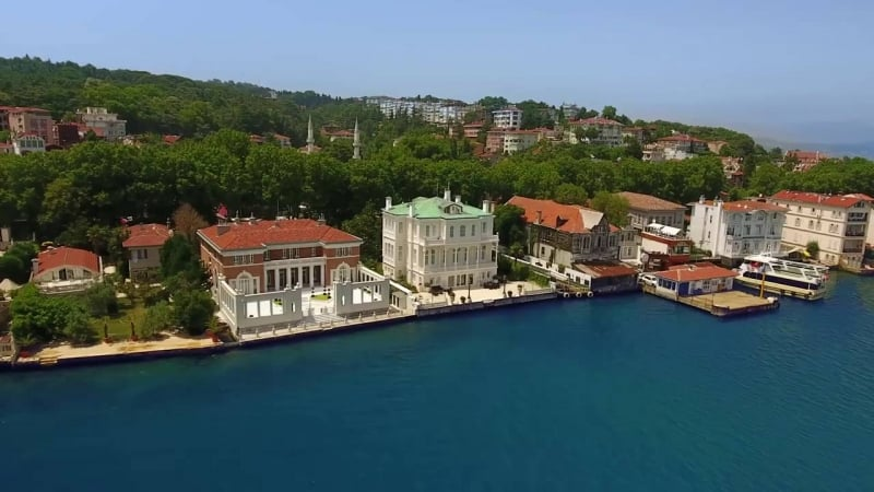 Bosphorus Waterfront Mansion
