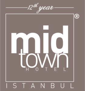 Midtown Hotel Logo 12 Years