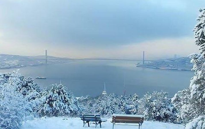 İstanbul in Winter