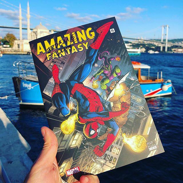 İstanbul View Amazing Fantasy