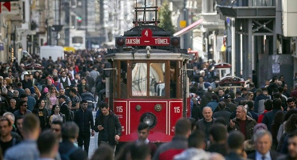 Taksim İstiklal Avenue Tramway