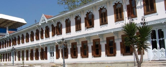 Yıldız Palace Museum Exterior
