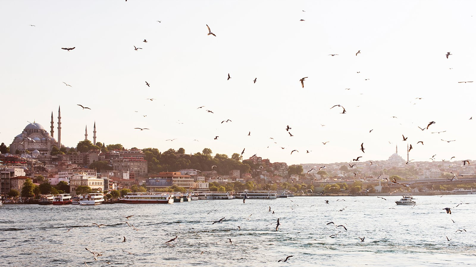 İstanbul by the sea