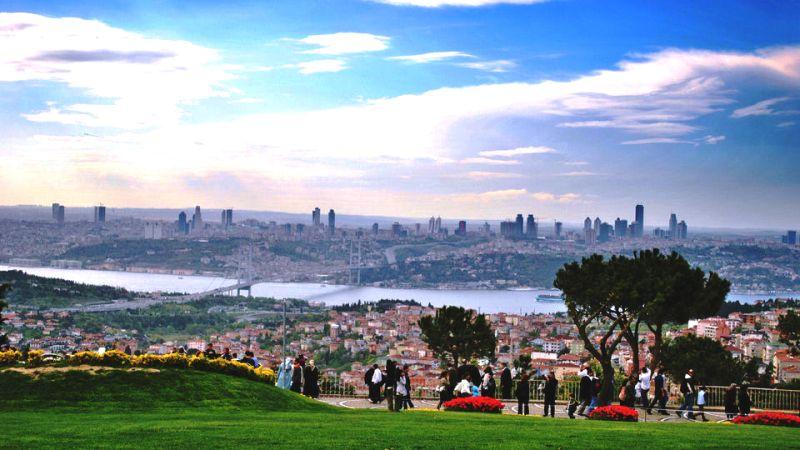 Çamlıca Hill